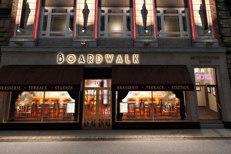Boardwalk-Hotel