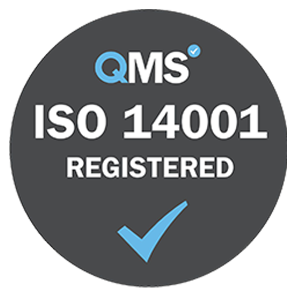 ISO 14001 logo colour