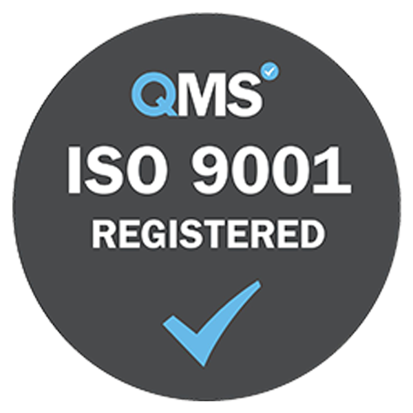 ISO 9001 logo colour