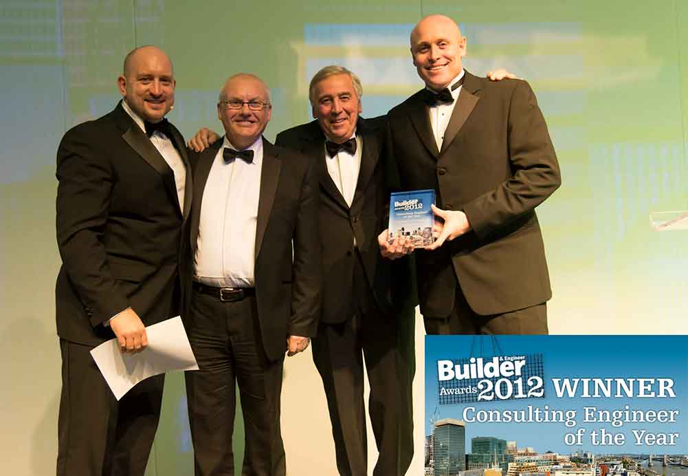 2012 Builder & Engineer Award